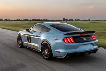 Garanciát is vállalnak a 800 lóerősre tuningolt Mustangra