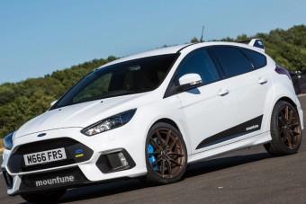 Több mint 500 lóerőt sajtolnak ki a Focus RS-ből
