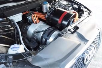 Már némán száguld ez az S5-ös Audi