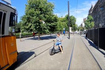 10 perces videó a pesti villamosvezetők pokoli műszakaiból