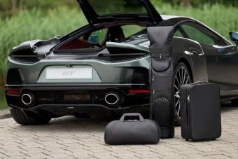 4 millió forintos táskákkal ajánlott utazni a McLarennel