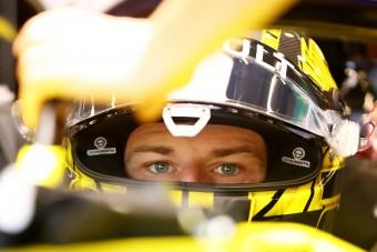 F1: Hülkenberg nemet mondott a Renault-szerződésre