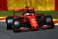 F1: Így reagált a pletykákra, akit kitúrhat Vettel 1