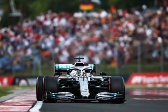F1: Hamilton autójával öten-hatan nyertek volna
