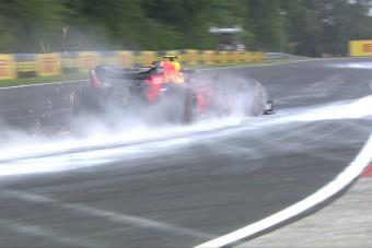 F1: Mindenki a port nyelte az időmérő előtt