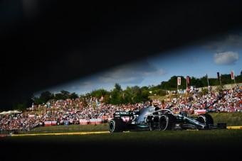 F1: Szárnyaszegetten távozik Bottas Magyarországról