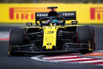 F1: Büntetés a Magyar Nagydíj előtt