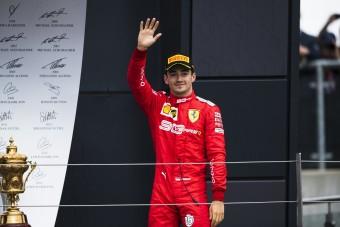 Leclerc: Megváltozott az életem a Ferrarinál