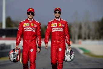 Leclerc: Ezt tanultam Vetteltől