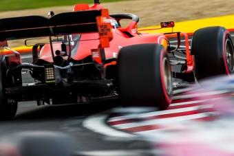 F1: A Ferrari nem mond le 2019-ről