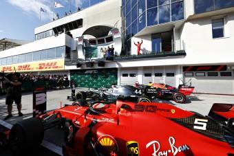 F1: Ezért volt pocsék a Ferrari a Hungaroringen