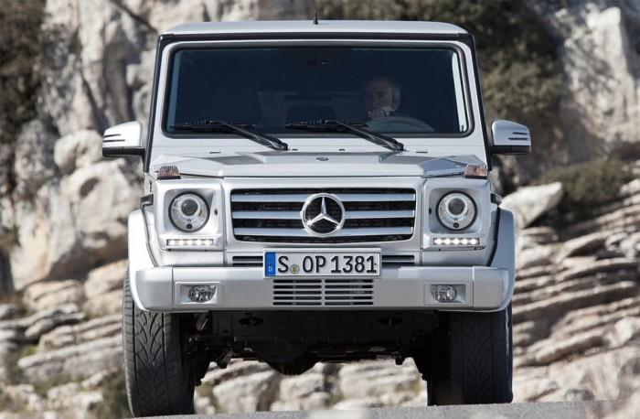 Ugyanaz, de mégis nagyon más – Mercedes G500 2019 teszt 6