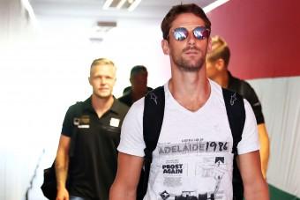 F1: Grosjean tavaly jobban félt