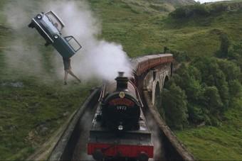 Emlékszel erre a jelenetre a Harry Potterből? Most te is átélheted