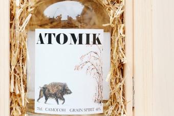 Teljesen biztonságos a Csernobilban főzött vodka