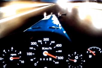 Így néz ki, amikor öt másodperc alatt gyorsulsz ötszázra