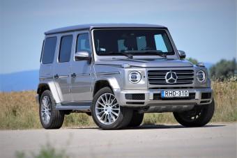 Ugyanaz, de mégis nagyon más - Mercedes G500 2019 teszt