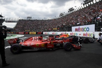 F1: Hivatalos, 2022-ig marad Mexikó
