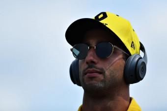 F1: Ricciardo idén nem fog pucéran rohangálni az utcán