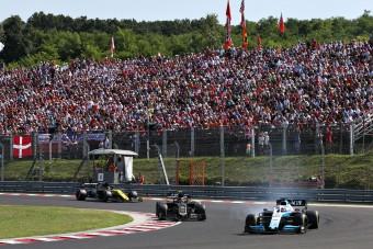 F1: Korai lenne ünnepelni a Williamsnél