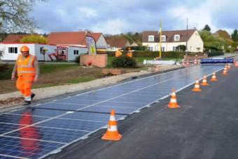 Csúfos kudarc lett a napelemes út ötlete