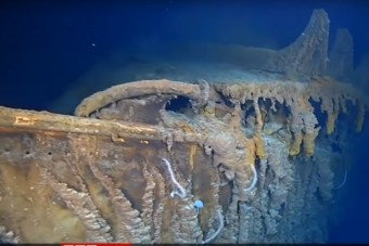 Nincsenek jó hírek a Titanic roncsáról