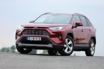Szuperképesség nélkül: Toyota RAV4 teszt