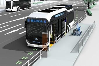 Ennél biztonságosabb már nem is lehetne a tokiói olimpia busza
