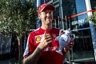 F1: Ezt kapja a Magyar Nagydíj győztese