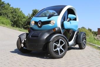 Semmi értelme, de mindenki imádja: Renault Twizy