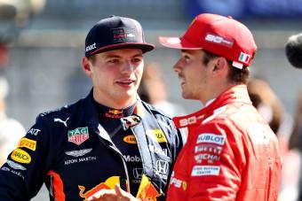 F1: A Ferrarinál nem lesz Leclerc-Verstappen páros