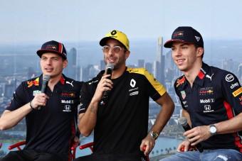 F1: Ricciardo nem érti, miért olyan rossz az utódja