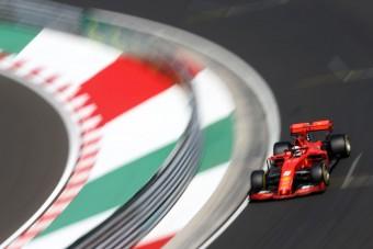 F1: Vettelt nem lepte meg a szégyenletes tempó