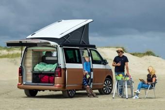 Itt a Volkswagen új kempingbusza