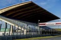 Képeken az új F1-es pálya döntött kanyarja 1