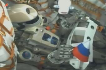 Kiderült, hogy semmire se jó az űrbe küldött orosz robot