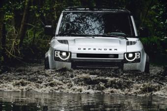 Tényleg elpuhult volna a Land Rover Defender?