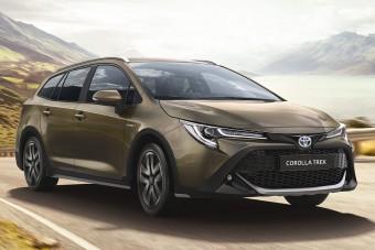 Megérkezett a Toyota terepkombija