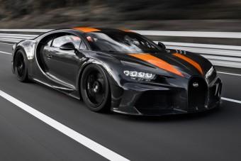 Új világrekord a szériaautók között: 490 km/óra!