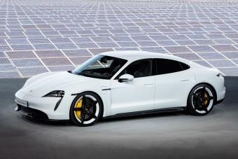 Elektromos, mégis Turbo a legújabb Porsche