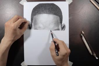 Lenyűgöző, hogy alkot élethű portrét az emberi nyomtató
