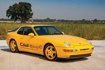 Az utolsó transaxle elrendezésű Porsche