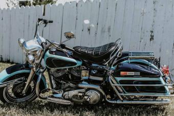 Szédítő összegért vették meg Elvis Presley motorját