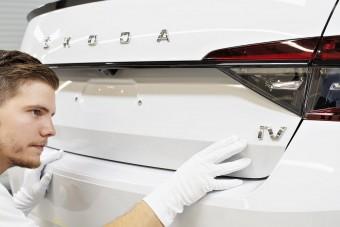 Már gyártják a Škoda első plug-in hibridjét