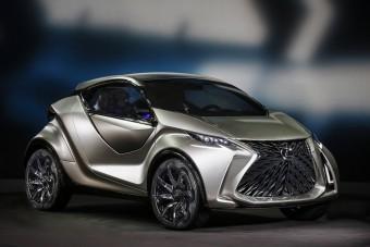 Városi törpe lesz a Lexus első villanyautója