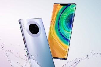 Ütős technikával érkeznek az új Huawei csúcsmobilok