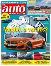 Megjelent az Autó Magazin szeptemberi lapszáma!