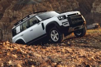 Land Rover Defender: gyári videók