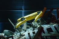 A jövőben négylábú robotrabszolgáink lehetnek 1