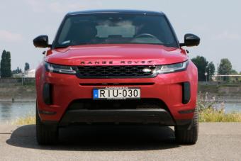 Amitől sikeres lett, abban még mindig verhetetlen a Range Rover Evoque